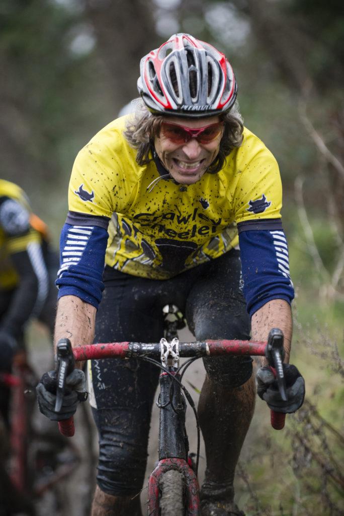 Cyclocross photographer