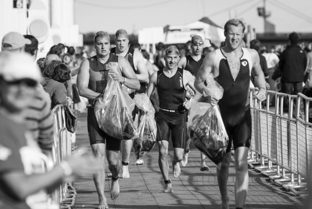 Triathlon photographer